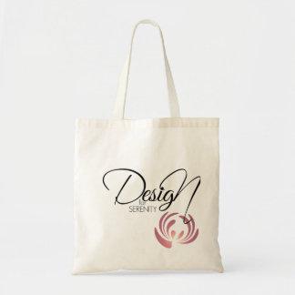 Design pelo bolsa de jardinagem da serenidade