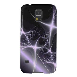Design roxo do gótico capas par galaxy s5