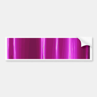 Design simples de rosa quente adesivo para carro