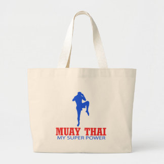 Design tailandês de Muay Sacola Tote Jumbo