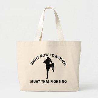 design tailandês legal de Muay Bolsa Para Compra