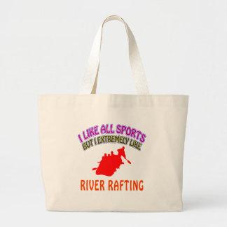 Design transportar de rio bolsa