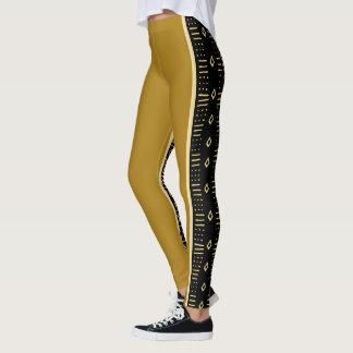 Design tribal na moda legging