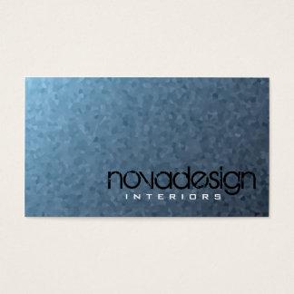 Designer de interiores - cartões de visitas