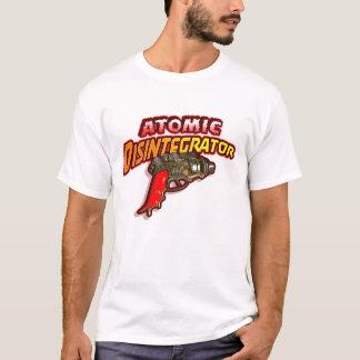 Desintegrador atômico camiseta