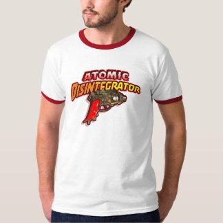 Desintegrador atômico tshirts