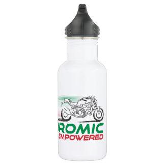 Desmodromic autorizou - a garrafa de água (18