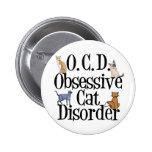 Desordem obsessiva do gato boton
