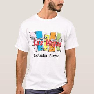Despedida de solteiro de Las Vegas Camiseta