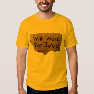 Despedido? Camisetas