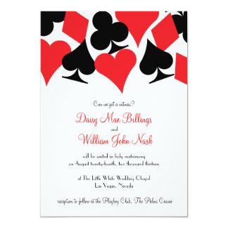 Destino Las Vegas que Wedding o convite
