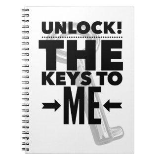 Destrave! As chaves a mim caderno