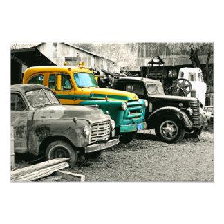 Destruição AS160 internacional Impressão De Foto