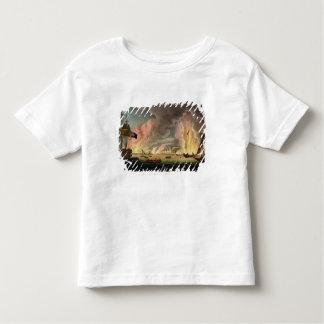 Destruição da frota francesa em Toulon, 18o De Camiseta