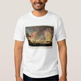Destruição da frota francesa em Toulon, 18o De T-shirt
