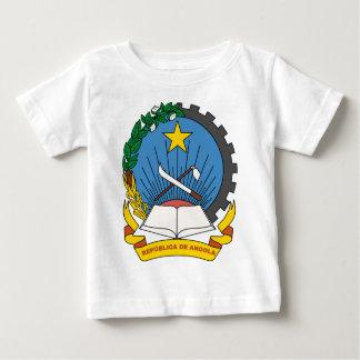 Detalhe da brasão de Angola T-shirt