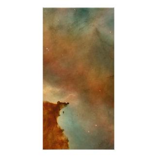 Detalhe da nebulosa de Carina Cartão Com Fotos