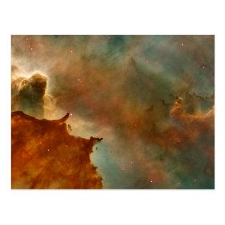 Detalhe da nebulosa de Carina Cartões Postais
