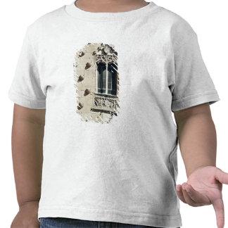 Detalhe do exterior das casas de la Conchas T-shirts