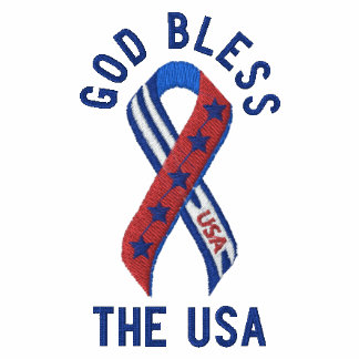 Deus abençoe os EUA