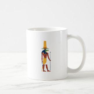 Deus do crocodilo de Sobek Caneca De Café