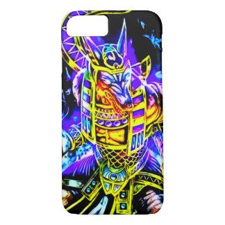 deus egípcio Anubis do Anime do iPhone 7 mal lá Capa iPhone 7