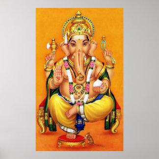 Deus Ganesha Poster