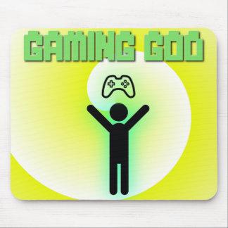 Deus Mousepad do jogo