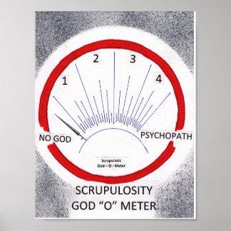 Deus-O-Medidor Poster