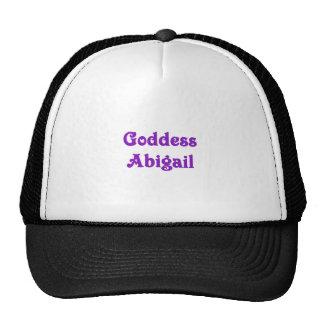 Deusa Abigail Bonés