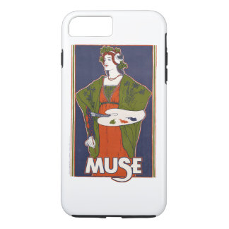 Deusa artística do musa capa iPhone 7 plus