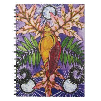 Deusa divina - caderno