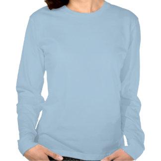 Deusa do geek (marinho) camiseta