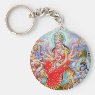 Deusa Durga Ji Chaveiro