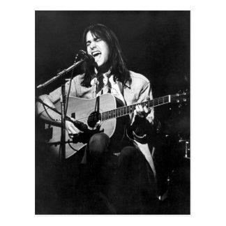 DF no cartão 1974 do concerto
