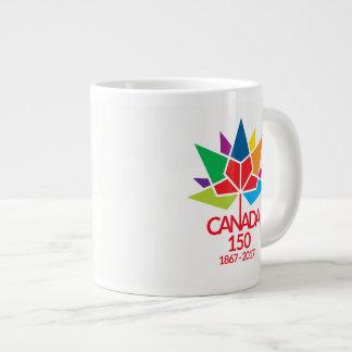 Dia 150 de Canadá da caneca de café de Canadá