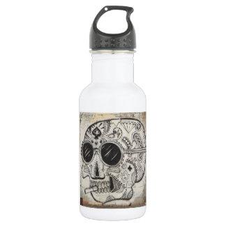 Dia da garrafa de água inoperante (do crânio)