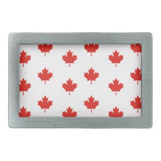 Dia da nação do país do emblema de Canadá da folha
