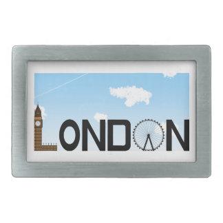 Dia da skyline de Londres