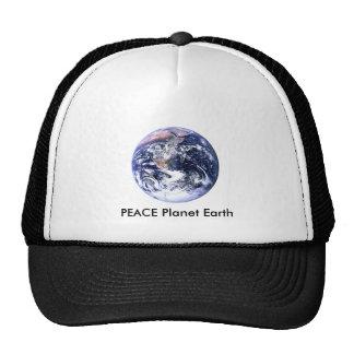Dia da Terra do planeta da PAZ os presentes de Zaz Boné