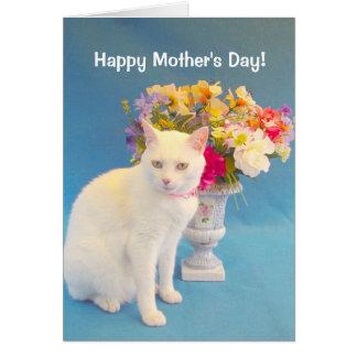 Dia das mães customizável cartão comemorativo