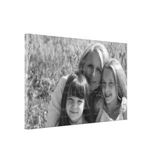 Dia das mães feito sob encomenda das canvas   da f impressão em tela