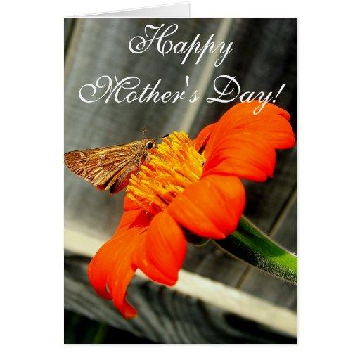 Dia das mães feliz! cartao