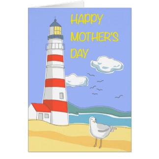 Dia das mães feliz cartão comemorativo