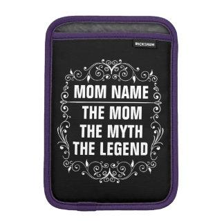 Dia das mães feliz da mamã capa para iPad mini