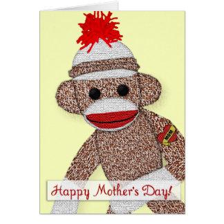 """""""Dia das mães feliz!"""" Nota do cartão do tatuagem"""
