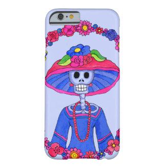 Capa Barely There Para iPhone 6 Dia de capas de iphone inoperantes de Catrina