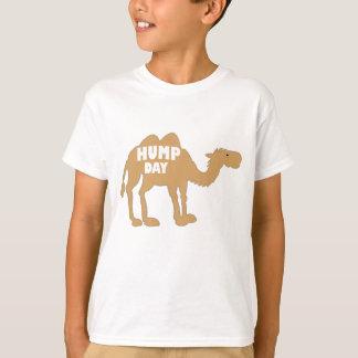 Dia de corcunda #4 camiseta