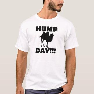 Dia de corcunda!!! camiseta