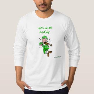 Dia de São Patrício 17 Camiseta